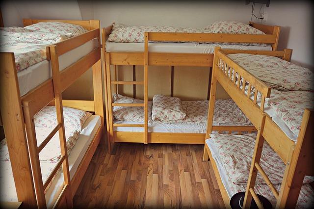 patrové postele 90x190 cm