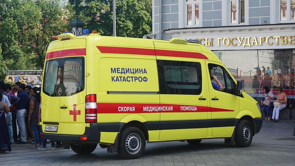 ruská sanitka